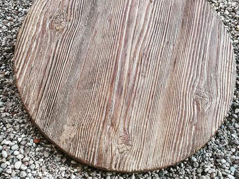 Koło Drewno